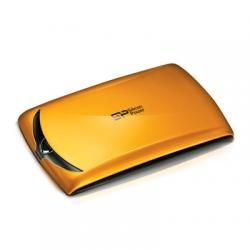Hårddisk Silicon Power Stream S10 Orange 750GB