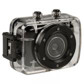 Prisvärd actionkamera med 720 p och undervattenshus