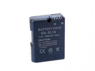 Batteri New View EN-EL14
