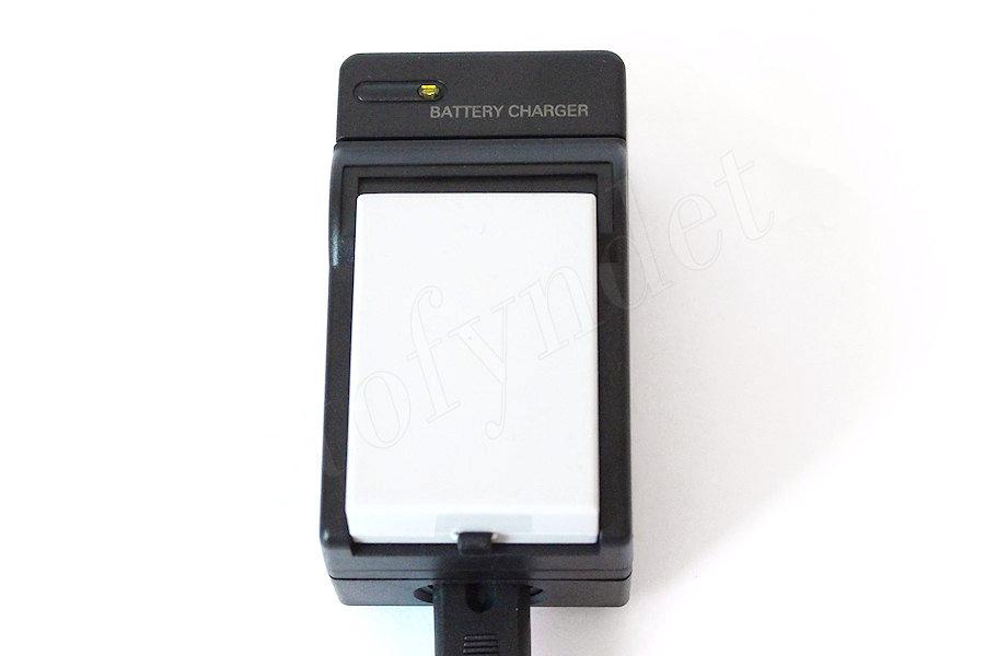 Batteriladdare för Canon LP E8 ersätter LC E8.