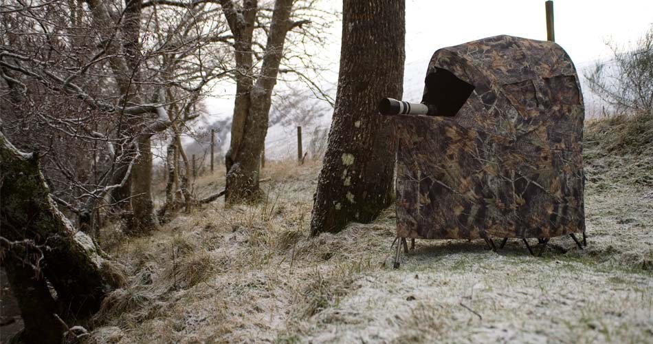 Stealth Gear Extreme Two man Chair Hide, gömsle med stol för 2